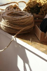 hemp twine and rope