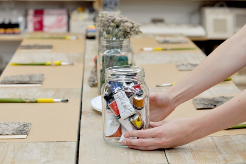 Creative workshops fro adults, arts and crafts camden